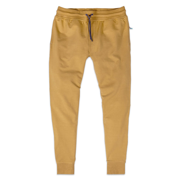 Storm Cotton Jogger in Caramelo - Myles Apparel