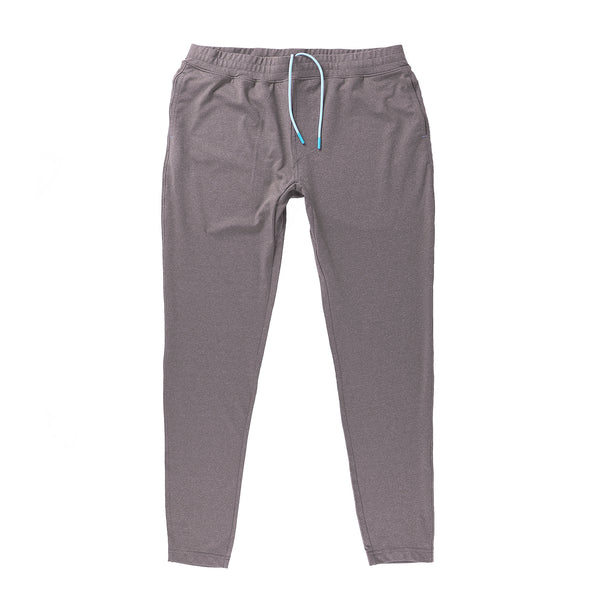 Momentum Pant in Heather Brown - Myles Apparel