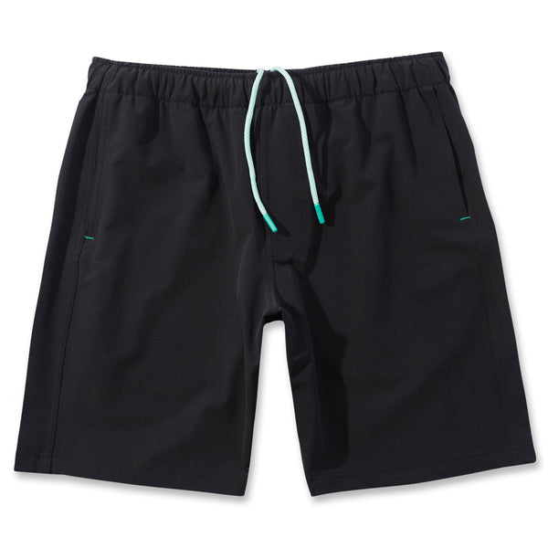 Everyday Short in Charcoal- Front