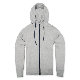 Everyday Hoodie in Heather Gray