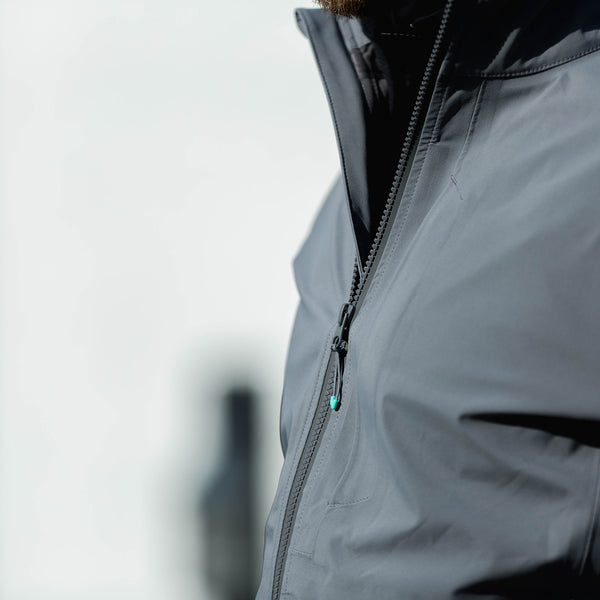 Elements Jacket in Fog