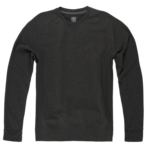 Everyday Crew Sweatshirt in Granite