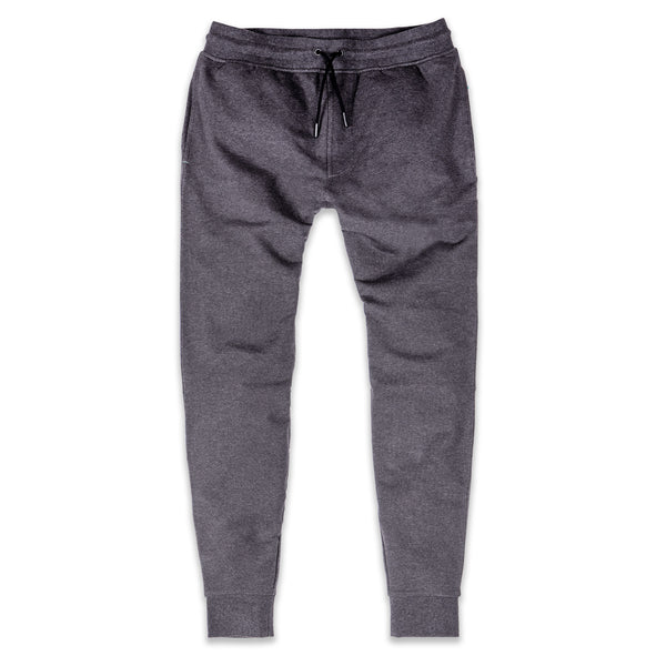 Storm Cotton Jogger in Heather Coal - Myles Apparel