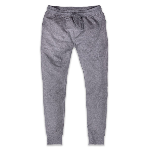 Weekend Jogger in Heather Storm Gray - Myles Apparel