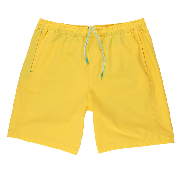 Everyday Short in Goldenrod