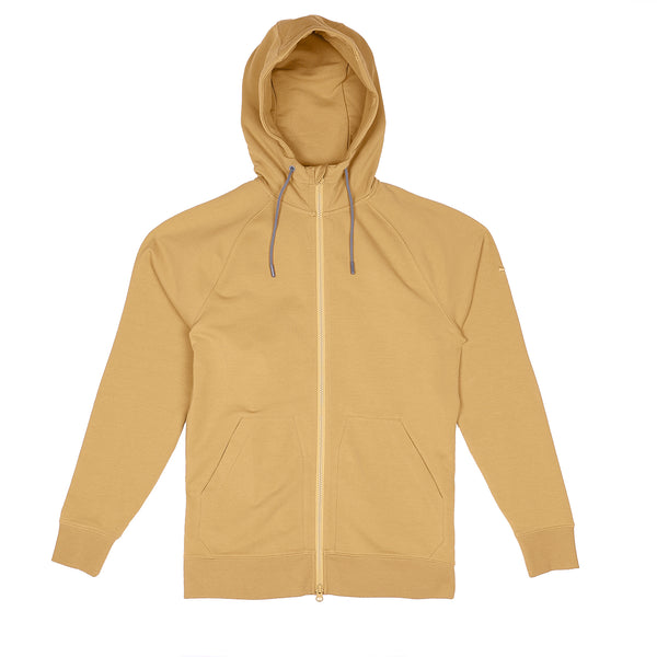 Storm Cotton Hoodie in Caramelo - Myles Apparel
