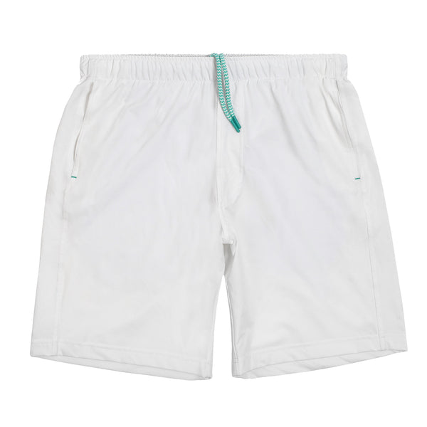 Everyday Short in White (Original Design) - Myles Apparel