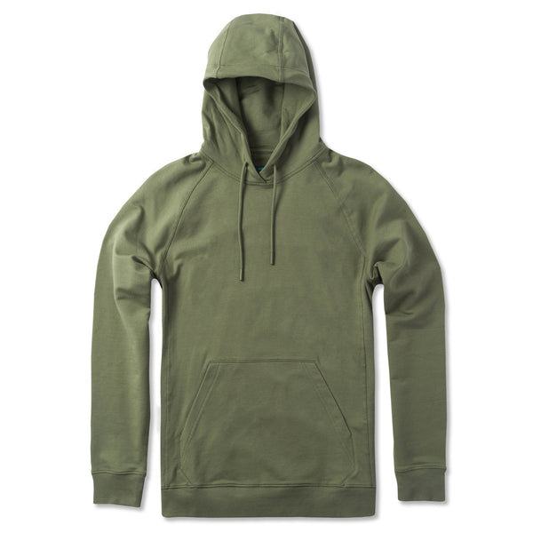 Everyday Pullover Hoodie in Forest