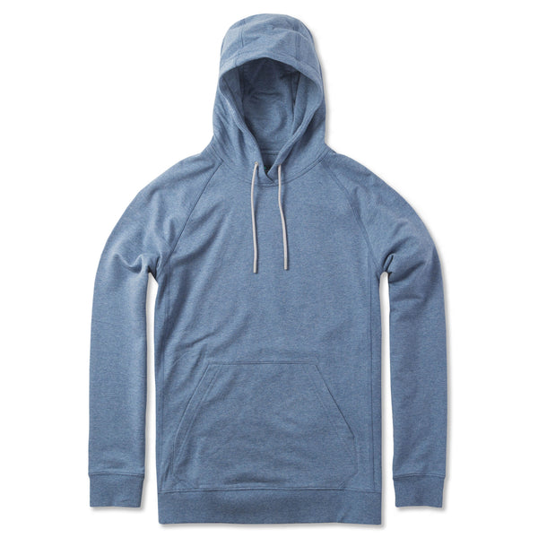 Everyday Pullover Hoodie in Heather River