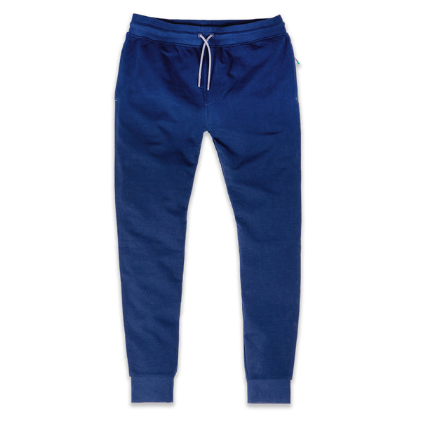 Storm Cotton Jogger in River - Myles Apparel