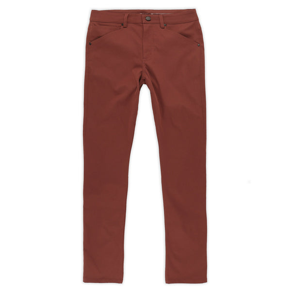 Tour Pant in Crimson