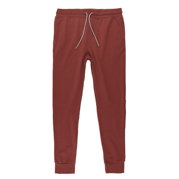 Weekend Jogger in Crimson