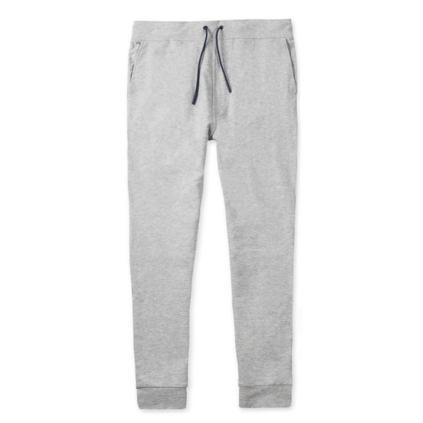 Weekend Jogger in Heather Gray (Original Fabric) - Myles Apparel