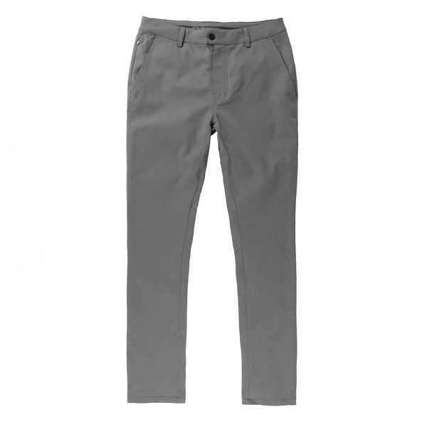 Tour Chino (Athletic Slim) in Slate - Myles Apparel