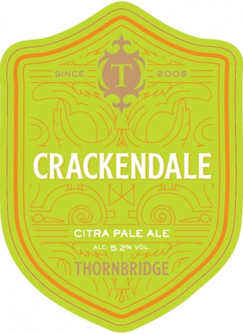 Thornbridge Crackendale 5.2%
