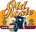 Old Rosie 6.8 % - 2 pint option