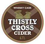 Thistly Cross Whisky Cider
