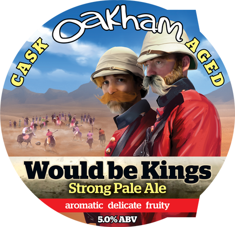 Oakham Would be Kings - 5%