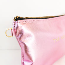 Load image into Gallery viewer, Ballet rose Pepita mini shoulder bag