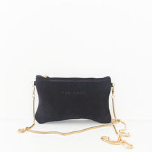 Load image into Gallery viewer, Pepita  suede leather mini shoulder bag