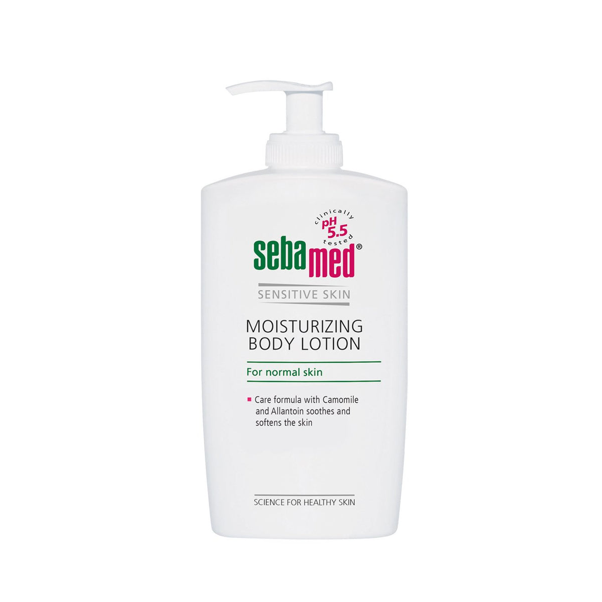 sebamed Moisturising Body Lotion 400ml with Pump