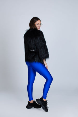 PCP JAQUELINE LEGGINGS - MAX BLUE