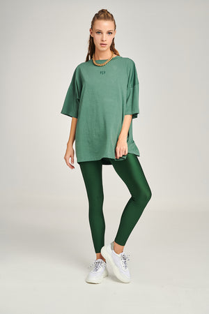 PCP JAQUELINE LEGGINGS - FOREST GREEN