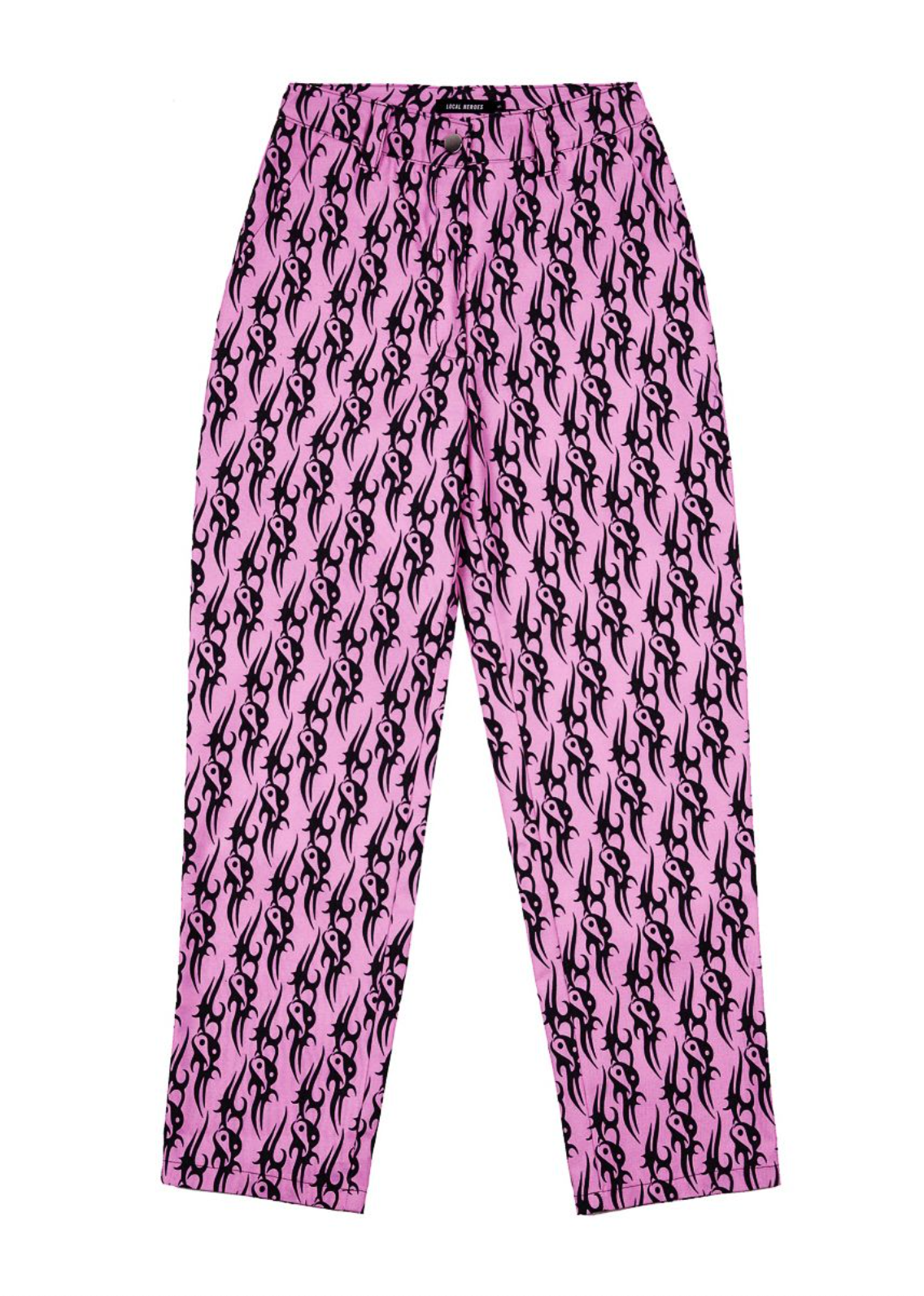 TRIBAL LOVE PANT - PINK