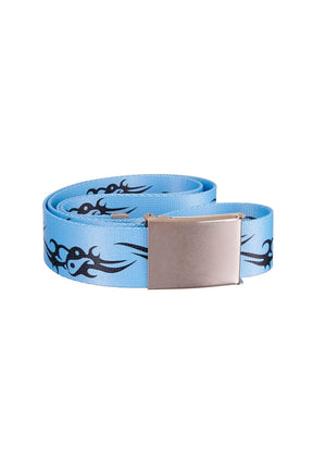 TRIBAL LOVE BELT - BLUE
