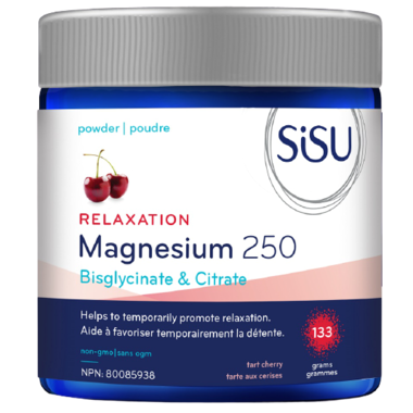 Magnesium 250 Relaxation Blend, Tart Cherry