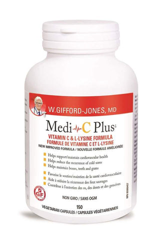 Medi-C Plus with Magnesium - Capsules
