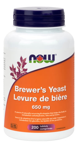 Brewer's Yeast 650mg
