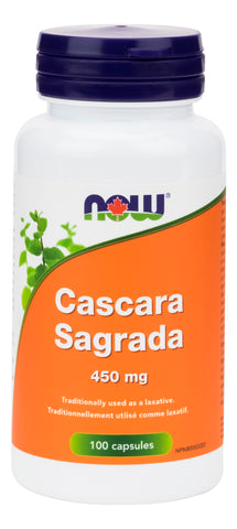Cascara Sagrada 450mg