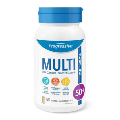 MultiVitamin For Men 50+