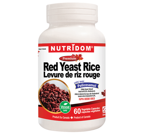 Red Yeast Rice with Policosanol