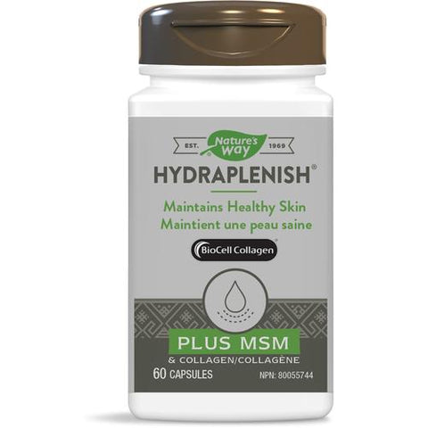 Hydraplenish™ with MSM & Collagen