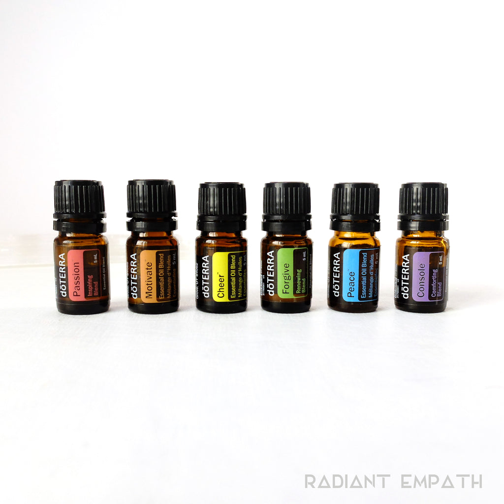 essential oils for emotional support
