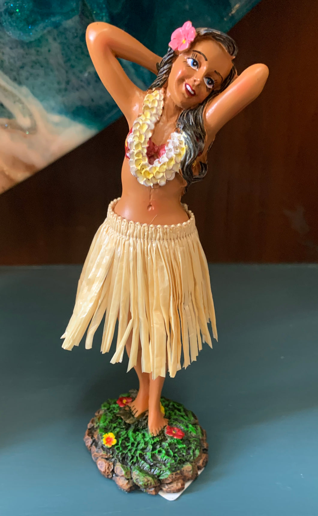 Dash Board Hula Doll