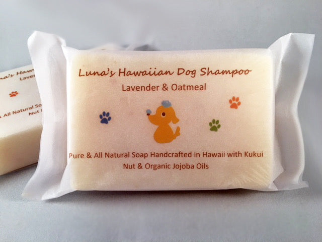 Luna's Hawaiian Dog Shampoo
