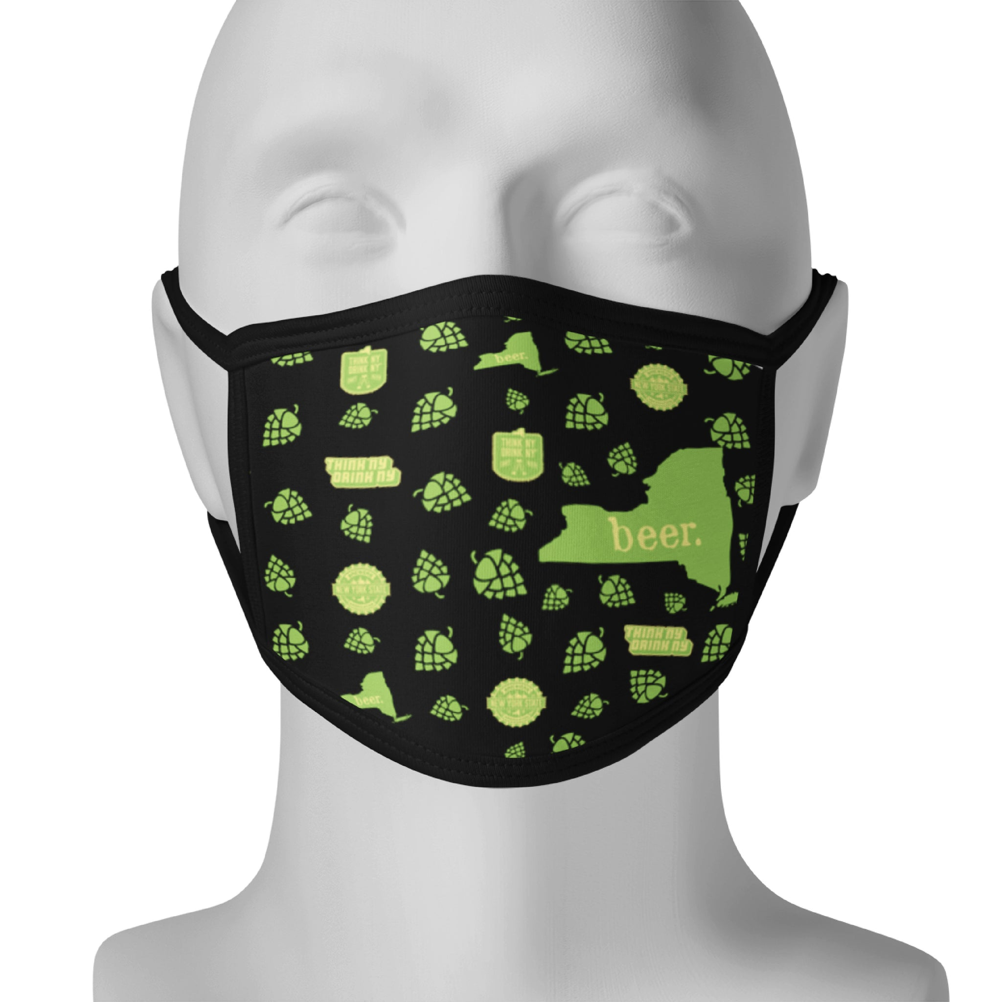 NYS Craft Beer | Facemask