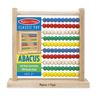 M&D WOODEN ABACUS
