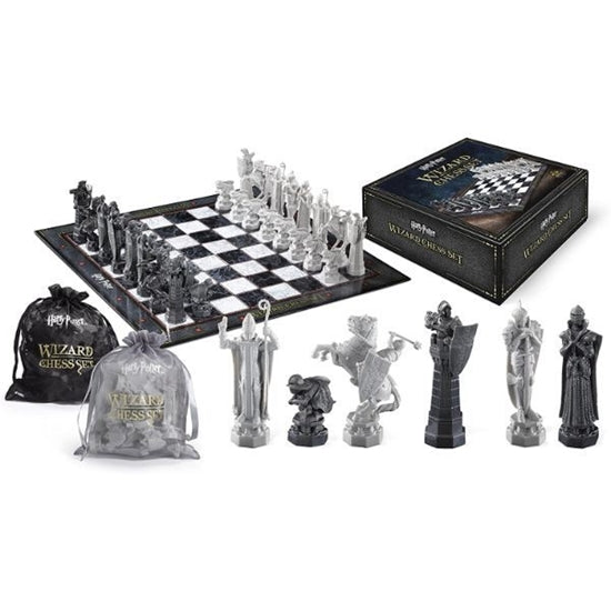 HARRY POTTER WIZARDS CHESS SET