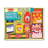 M&D WOODEN FOOD PANTRY PRODUCT