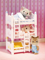 CALICO TRIPLE BUNK BEDS