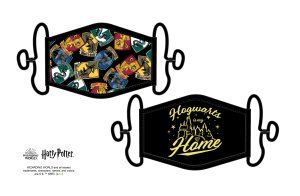 HARRY POTTER FACE COVER - 2 PACK