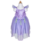 FOREST FAIRY TUNIC PURPLE-3-4
