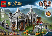 LEGO HARRY POTTER HAGRID'S HUT