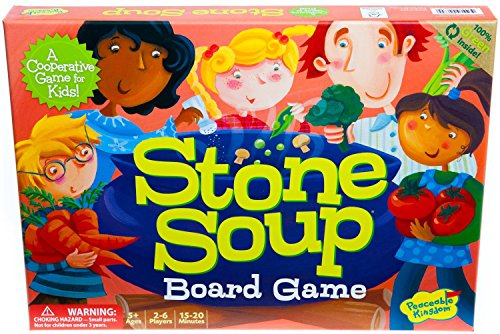 CO-OPERATIVE GAME STONE SOUP