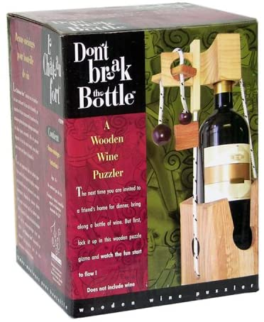 DON'T BREAK THE BOTTLE