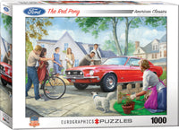 THE RED PONY 1000 PC